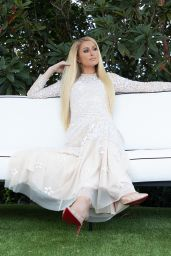 "Paris Hilton Selects Her ""Grammy Looks"" - LA 03/13/2021"