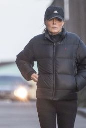Patsy Kensit - Out in North London 02/24/2021