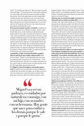 Paula Echevarría – InStyle Magazine Spain April 2021 Issue