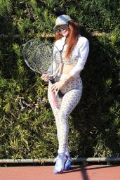 Phoebe Price at The Tenis Court in LA 03/02/2021