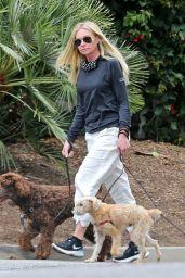 Portia De Rossi - Out in Montecito 03/22/2021