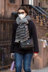 Rachel Weisz in Casual Outfit - Brooklyn 03/07/2021