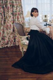 Rashida Jones – Photoshoot for W Magazine March 2021