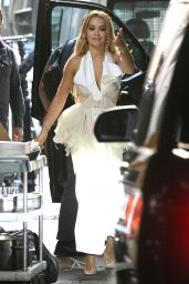 "Rita Ora - Dresses Up For Her Grammy's Awards ""Live-Cross"" From Sydney 03/15/2021"