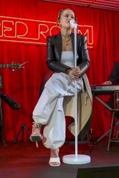 Rita Ora - Nova Red Room Performance in Sydney 03/18/2021