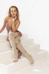 Rita Ora - ShoeDazzle Collection Photoshoot 2021