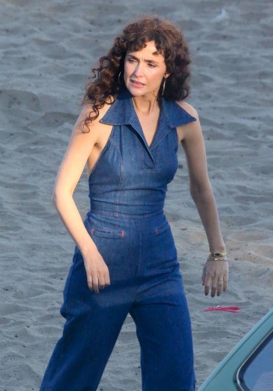 "Rose Byrne - ""Physical"" Set in San Pedro Beach 03/01/20201"