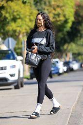 Rumor Willis - Out in Los Angeles 03/29/2021