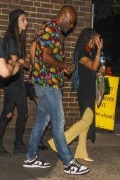 Sabrina Dhowre Elba and Tessa Thompson - Leaving the Mardi Gras Festivities in Sydney 03/06/2021