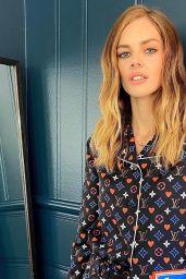 Samara Weaving - Louis Vuitton Virtual Ready-to-wear Women's Show 2021