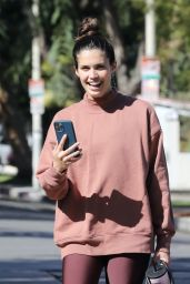 Sara Sampaio - Out in Los Angeles 03/11/2021