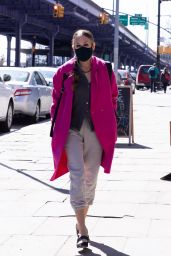 Sarah Jessica Parker - Out in New York 03/13/2021
