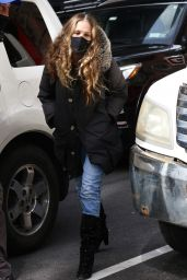 Sarah Jessica Parker - Out in NYC 03/19/2021