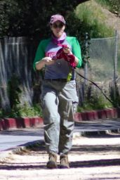 Sarah Silverman - Hike in Los Feliz 03/22/2021