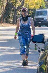 Sarah Silverman - Out in Los Feliz 03/29/2021