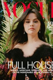 Selena Gomez - Vogue April 2021 Photoshoot