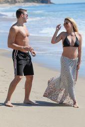 Shanna Moakler at the Beach in Malibu 03/04/2021