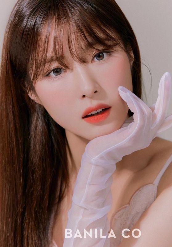 Shin Se Kyung - BANILA CO Korea 2021