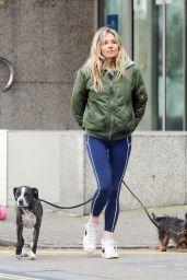 Sienna Miller - Walks Her Dogs in London 03/14/2021