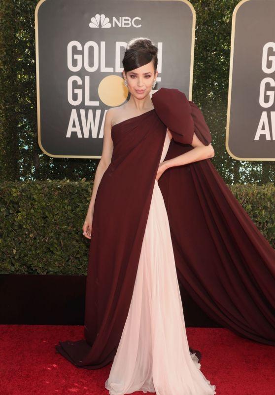 Sofia Carson – 2021 Golden Globe Awards