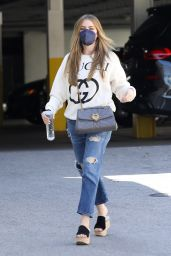 Sofia Vergara Running Errands in the 90210, Beverly Hills 03/27/2021