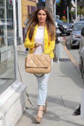 Sofia Vergara - Shopping in West Hollywood 03/12/2021