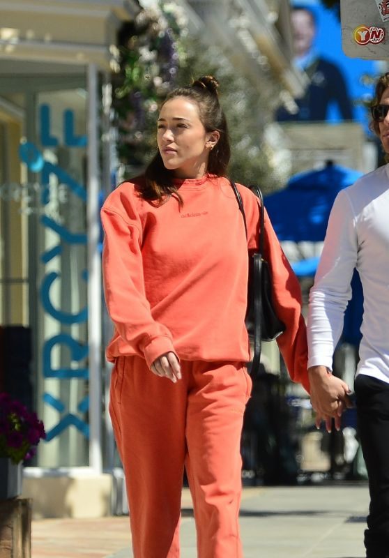 Sophia Culpo and Braxton Berrios - Out in West Hollywood 03/16/2021