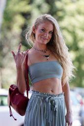 Sophia Rose - Hike at Fryman Canyon in Studio City 03/16/2021
