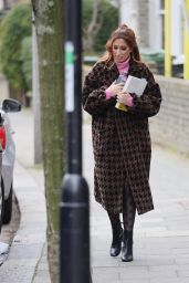 Stacey Solomon - Out in London 03/06/2021