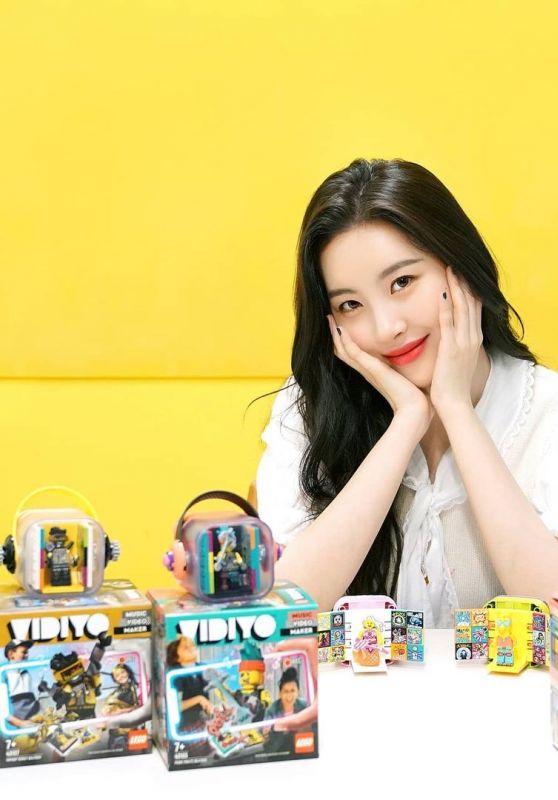 Sunmi - Lego Korea (2021)