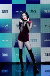 """Sunmi - New Mini Album """"Tail"""" Press Conference 02/23/2021"""