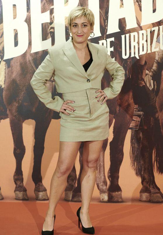 """Susi Caramelo – """"Libertad"""" TV Show Premiere in Madrid"""