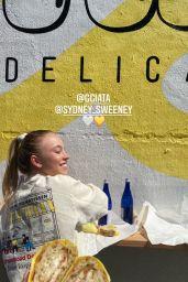 Sydney Sweeney 03/24/2021