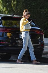 Taylor Hill - Out in LA 03/05/2021