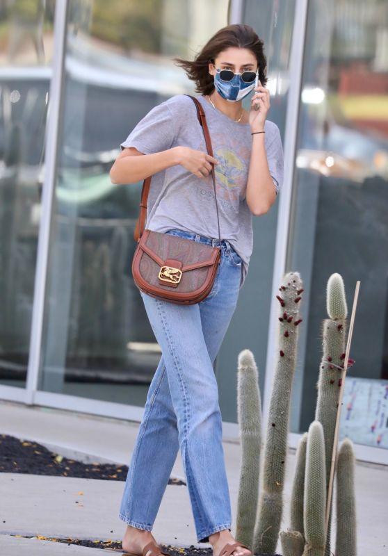 Taylor Hill - Running Errands in LA 03/24/2021