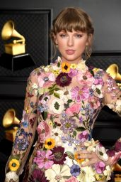 Taylor Swift - Grammy Awards 2021