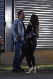 Teresa Giudice and Luis Ruelas - New York 03/29/2021