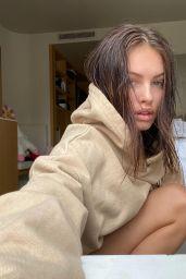 Thylane Blondeau 03/04/2021