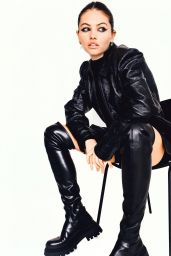Thylane Blondeau - Photoshoot January 2021