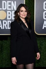 Tina Fey – 2021 Golden Globe Awards
