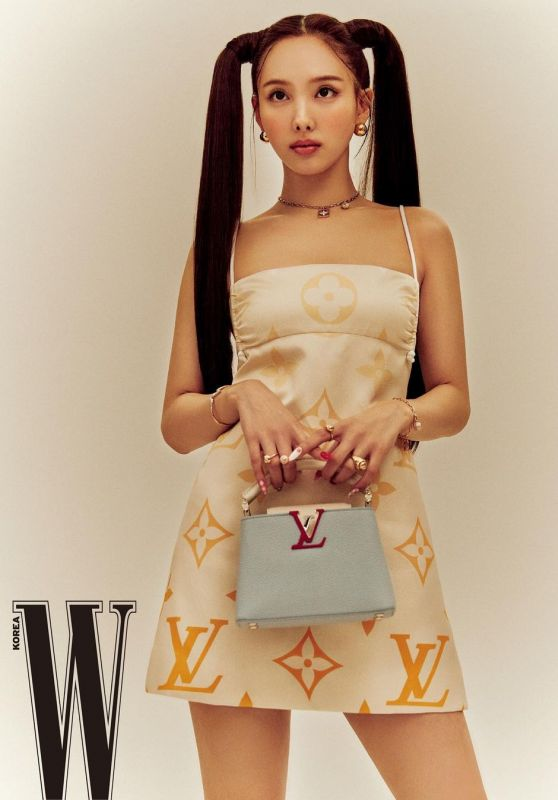 Twice (Nayeon) - W Magazine Korea April 2021