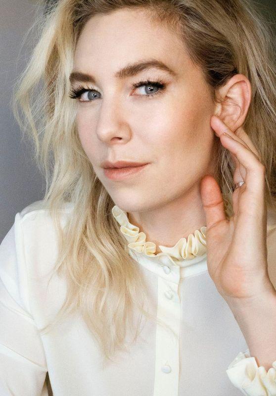 Vanessa Kirby – 2021 Golden Globes Portrait