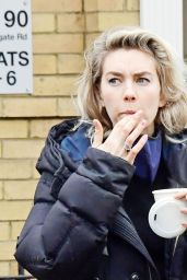 Vanessa Kirby - Out in North London 03/20/2021