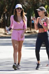 Victoria Justice and Madison Reed - Out in Los Angeles 03/18/2021
