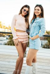 Victoria Justice and Madison Reed - Photoshoot February 2021