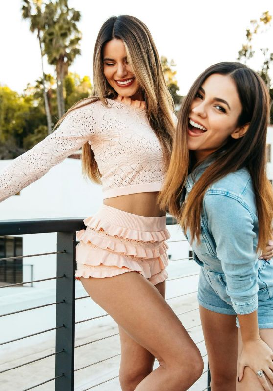 Victoria Justice and Madison Reed - Photoshoot February 2021 (more photos)