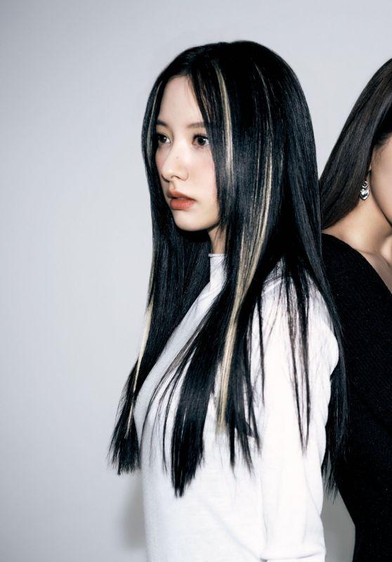 WJSN - Dazed Korea April 2021