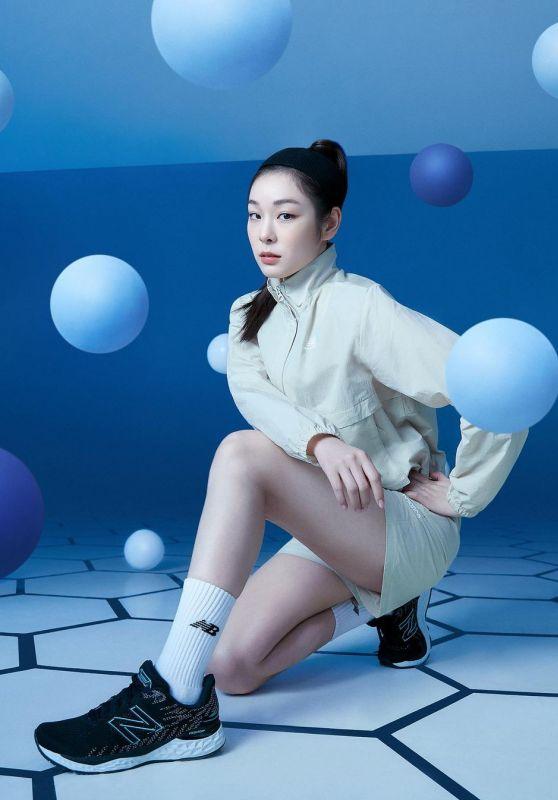Yuna Kim - New Balance Korea 2021
