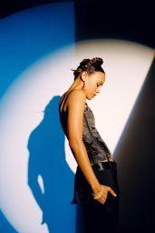 Zoe Saldana - Flaunt Magazine Spring 2021