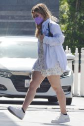 Addison Rae - Out in Beverly Hills 03/30/2021
